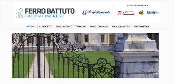 Sito www.ferrobattutotreviso.it