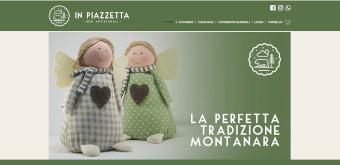 Sito www.ideeinpiazzetta.it