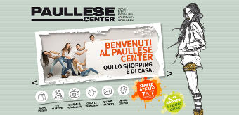 Sito www.paullesecenter.it