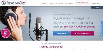 Sito www.telephonevox.com