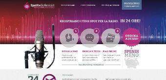 Sito www.spotradiofonici.it