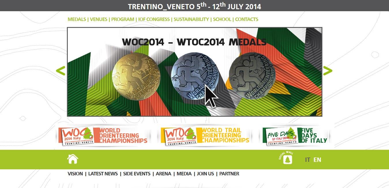Sito www.woc2014.info